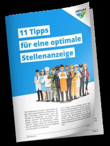 Gratis Ebook Optimierte Stellenanzeigen